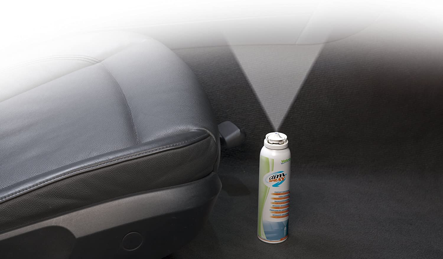 Valeo ClimSpray for vehicle cabin receives Virucide certification
