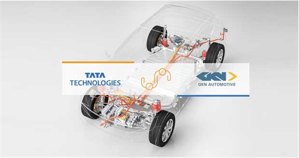 GKN Automotive, Tata Technologies set up E-mobility software engineering center in Bangalore