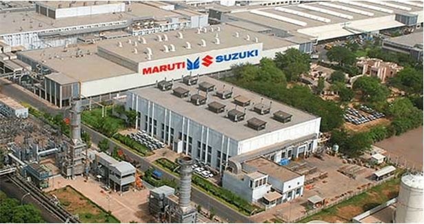 Maruti Suzuki closes factories to re-route oxygen for medical supplies