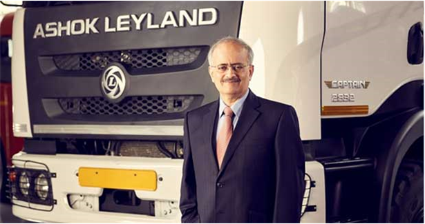 Revenue of Ashok Leyland increased by 3.5 times