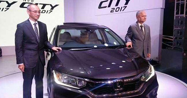 Honda bets on WR-V, City 2017 to rev up sales in India in next fiscal