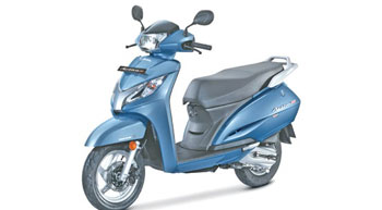 First scooter in India with BS-IV norm
