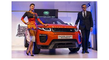 Tata-JLR to launch 10 new products to counter german luxury carmakers