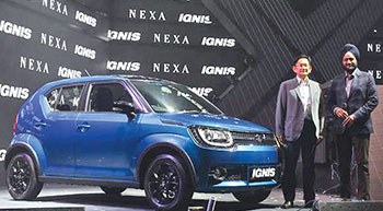 About 10,000 Maruti Suzuki Ignis sold since January