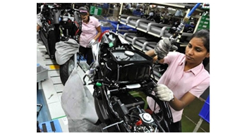 Winds of change: More and more women take up tools in 2-wheeler industry