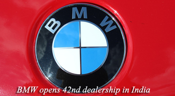 BMW opens all-in-one dealership in Aurangabad