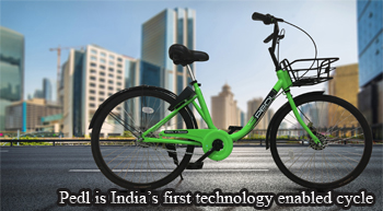 Zoomcar forays into technology enabled cycle sharing segment