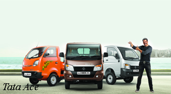Tata crosses sales milestone with Ace, sells 20 lakh units