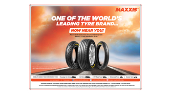 Maxxis Tyres expands distribution network in India