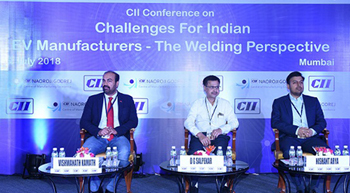 CII hosts conference for electric vehicles in Mumbai