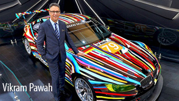 Vikram Pawah appointed as CEO of BMW Group in Australia