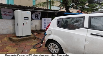 Magenta launches India's first charging corridor for EV in Maharashtra