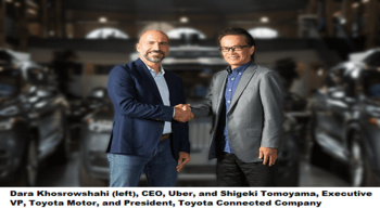 Toyota to invest $500 mn in Uber, 2 firms to collaborate on autonomous vehicles