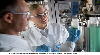 BASF to set up plant for battery materials in Finland
