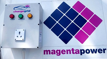 Magenta opens EV charging station for Mahindra electric 3W