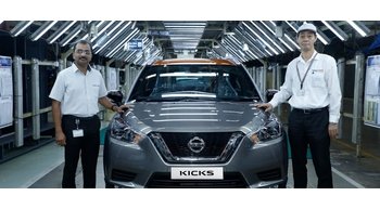 Nissan India starts production of new Intelligent SUV