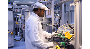 Continental bolsters production of airbag control units in India