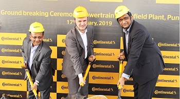 Germany's Continental to invest Rs 240-cr in powertrain plant in Pune