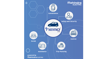 Mahindra Electric launches mobility app NEMO Life