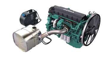 Volvo Penta to supply SCR technology to Indian off-road vehicles