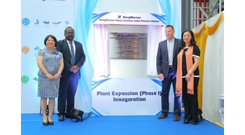 BorgWarner expands Tamil Nadu facility to meet growing demand in India and SE Asia