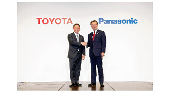 Toyota and Panasonic ink JV for automotive prismatic battery