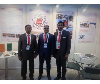 Grauer and Weil displays surface treatment and coating products at Aero India 2019