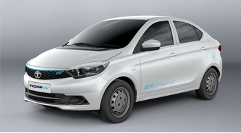 Tata Motors to deliver 50 Tigor EVs to Indore