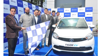 Tata Motors to supply Tigor EVs in New Delhi