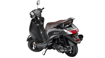 Yamaha India announces new Darknight edition for Fascino