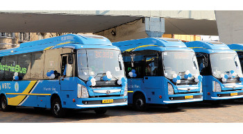 Tata Motors to supply 80 e-buses to West Bengal