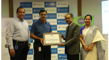 Ashok Leyland becomes India's first office to receive LEED v4.1 Platinum certification
