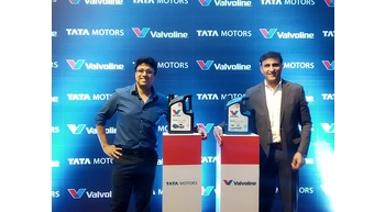 Tata Motors partners with Valvoline Cummins in India for PV lubricants