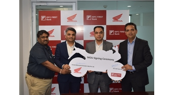 Honda signs retail finance MoU with IDFC FIRST Bank