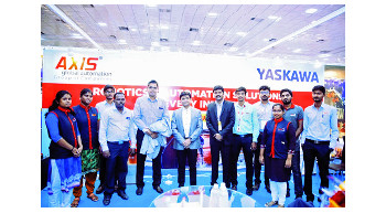 Yaskawa India marks its presence at IESS 2019