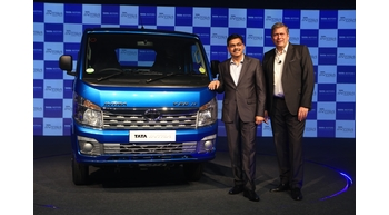 Tata Motors launches India's first compact truck INTRA