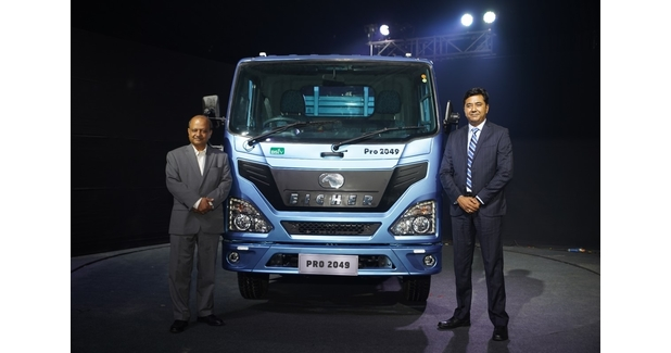 Eicher Trucks and Buses unveils India's first BS VI CV range, expands light-duty trucks portfolio