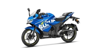Suzuki Motorcycle India launches 155 cc GIXXER SF Series in MotoGP edition