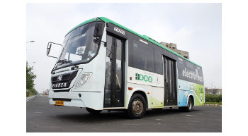 VECV to deploy 3 more E-buses to WBHIDCO in Kolkata