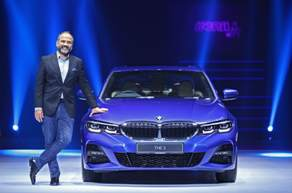 Seventh generation sports sedan, BMW 3 Series, launched in India