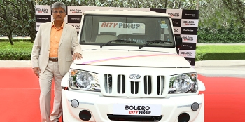 Mahindra launches Bolero City Pik-Up for short city commutes with higher payload