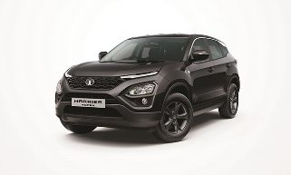 Tata Motors launches the Dark Edition of Tata Harrier