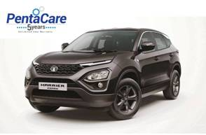 Tata Motors unveils 5-year Pentacare warranty package for Tata Harrier