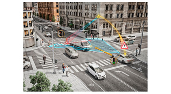 Continental and 3M partner to develop technology for safer roadways