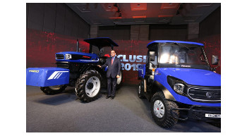 Escorts unveils hybrid concepts for tractor, backhoe loader and RTV