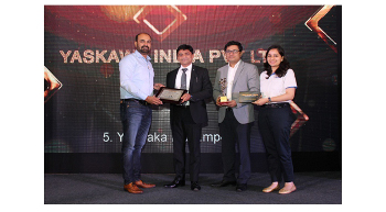 Yaskawa India wins WeldFab Tech Award 2019