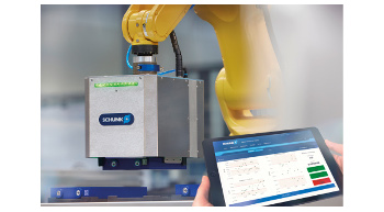 SCHUNK offers intelligent gripping system for battery cell inspection