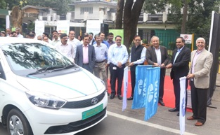 Tata Steel to use Tigor EVs for employee transportation in Jamshedpur