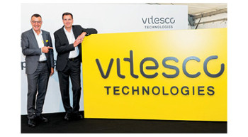 Continental's powertrain division is now Vitesco Technologies