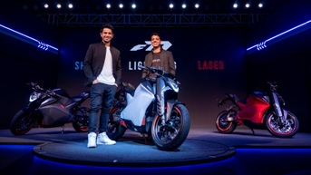 Ultraviolette Automotive launches first high performance electric motorcycle F77